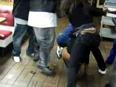Girl Fight no Panties