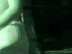 Xray Camera - Girl Walking See Through