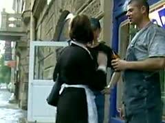 Two  Guys Gangbanged Schoolgirl