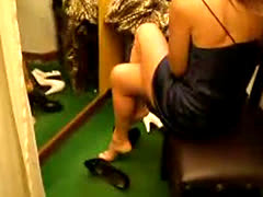 Dressing Room Exhibitionist