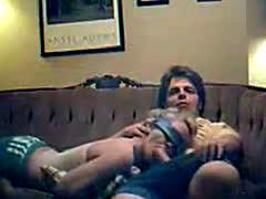Blindfolded Gfslut Abused On Cam