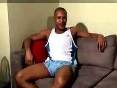 Big Black British Cock