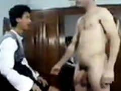 Indian Gay Stud Sucks On A Very Big Dick