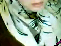 Hijab Slut Show Sher Big Natural Boobs On Cam