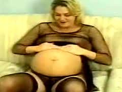 Pregnant Fucked Hard & Deep