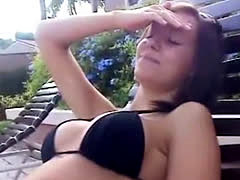 Sweet Nude Chick Private Homemade Video
