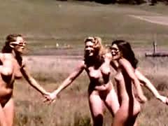 Vintage Naked Teens