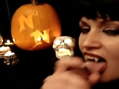 Wtf Nice Halloween Cumshot