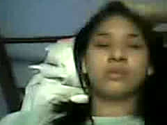 18yo Brazilian India Teen Cumming On Cam