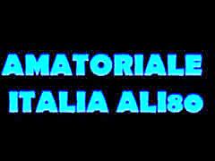 Italian Amateurs Fucking In Car