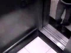 Secure Camera In  Elevator