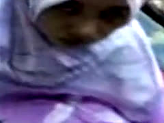 Indonesian Hijab Blow Job