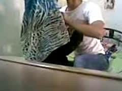 Muslim Gijab Girlfriend