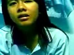 Indonesian Girl - Teen Cam - 1
