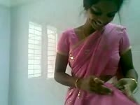 Mallu Kutti In Green Saree Fucked