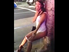 Pissing In The Street