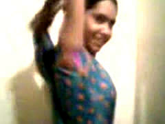 Indian Girl Undressed And Ready To Enjoy Nudely Wi