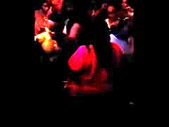 Black Women Grinding & Grabbing Male Stripper In C