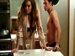 Lindsay Lohan Nude Scenes Compilation