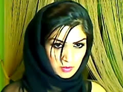 Sexy Arab  Model On Cam