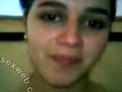 Hot Algerian Teen Blowing-asw355