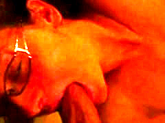 Cute Brunette Teen Blows And Swallows