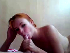 Hot Redhead Couple Amateur sex tape