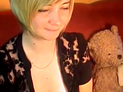 Young teen do webcam part 2 HOT