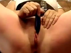 my tattooed slave gets training with whip