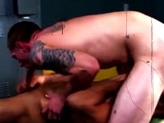 Austin Wilde strokes cock