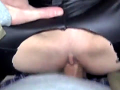 Lucy Cat - Public Sex at the M...