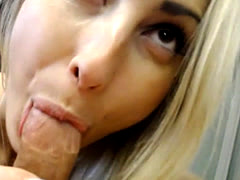 Blonde Fuck Hard by a Big a Cock