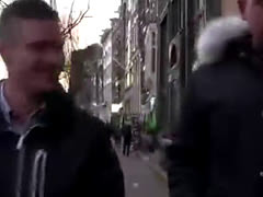Amateur dude in Amsterdam for the whores, looking for sex for cash