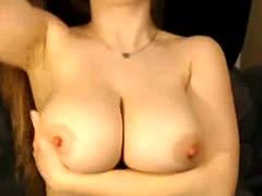 Sexy Webcam Show! Girl Masturbatin on cam!