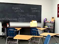 Highschool teen spunking
