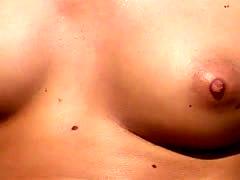 Nice girl Topless on the Beach