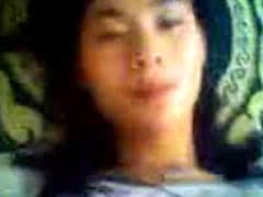 Teen Girl Self Cam - asian teen