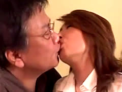 45yr old Ayano Murasaki Fucks Old & Young Cock