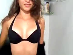 Cute Girl Shows Off Her Sexy Body