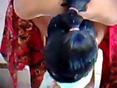 Hidden Camera Girl Caught On Video