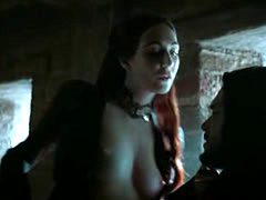 Carice van Houten and others naked in sex scenes