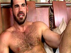 Hunky gay bearcubs fucking eachother closeup