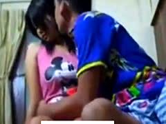 Filipina Maid Nagpaiyot