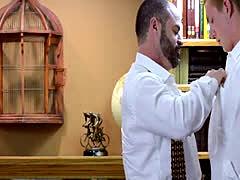 Amateur mormon sodomizes