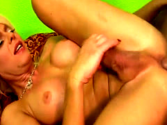 Shemale hole creampied