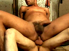 Hot Gay Latino Pounding Ass
