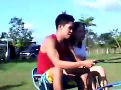 Amazing Filipina Couple Nag Sex Sa Hotel