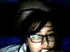 Pendeja se muestra por webcam  3