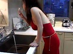 Slutty Japanese girls uses a hottie to entertain her friends