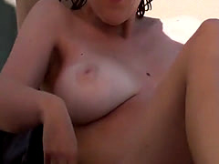 Big hot boobs Topless on the Beach